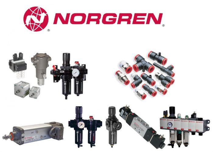 محصولات پنوماتیک نورگرن